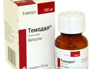 Препарат «Темодал» для лечения Пащенко Павла