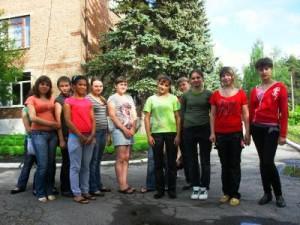 «Помощь детям» для Охтырской профессиональной школы социальной реабилитации