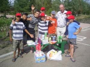 Помощь воспитанникам Балаховской школы социальной реабилитации