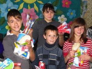 Помощь Детям Для Горловского центра социально-психологической реабилитации