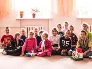 Помощь детям из Черниговской школы-интернат им. Коцюбинского