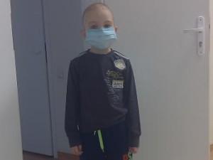 Помощь для Богдана Жукова из Днепропетровска