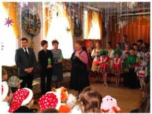 Помощь для детей из г. Лутугино, Луганская область