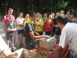 Помощь для детей из Якушенца