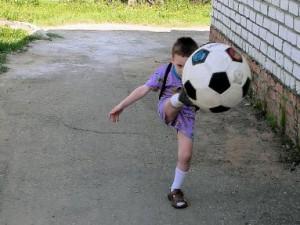 Центр социальных проектов будущего начинает новый проект по развитию футбола среди детских домов и интернатов Украины