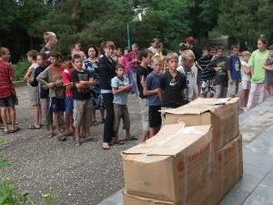 Товары первой необходимости для детей из Лозовской специальной школы!