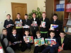 Специальная общеобразовательная школа 1- 3 уровней г. Острог, Ровненская область