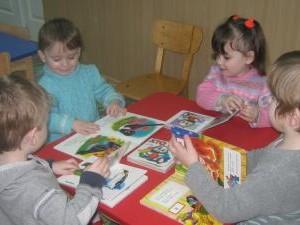 Книги для Житомирского областного специализированного дома ребенка