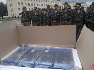 Новые товары для нужд высокомобильных десантных войск в Днепропетровск.