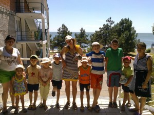 Помощь для детей из Горловского центра социальной-психологической реабилитации