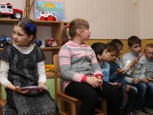 Помощь Белоцерковской школе-интернат