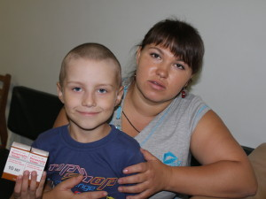 Винорельбин для лечения Хоменко Виталика