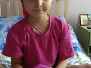 Помощь для Валерии Дьяченко