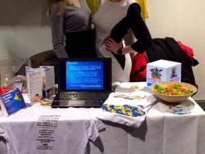 МБФ «Центр  социальных проектов будущего» принял участие в Благотворительной Ярмарке.