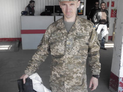 Помощь для Житомирского зонального отдела Военной службы правопорядка(г.Житомир)