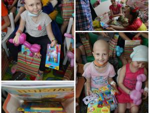 Международный День защиты детей (г.Одесса)