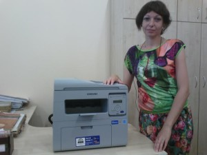 Помощь для Болградской районной государственной администрации