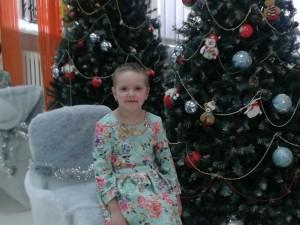 Помощь для Поповой Дарьи (г.Днепропетровск)