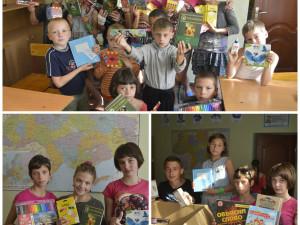 Помощь для Винницкого обл.центра социально-психологической реабилитации детей