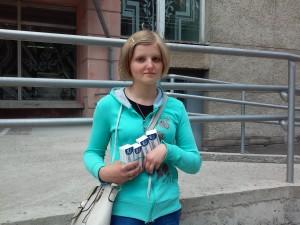 Помощь для Лилии Мацелюх (г.Ровно)
