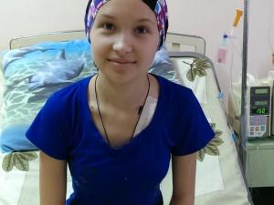 Помощь для лечения Алексеенко Анны (г.Харьков)