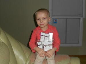 Помощь для Житомирской обл.детской больницы