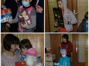 День св. Николая в Львовском областном псих. диспансере