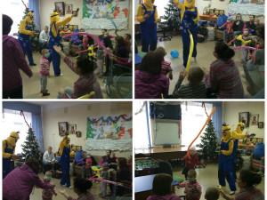 День Св. Николая в Киевской обл. клинической больнице