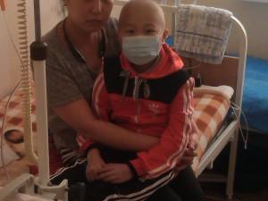 Помощь для лечения Димы Ли (г.Николаев)
