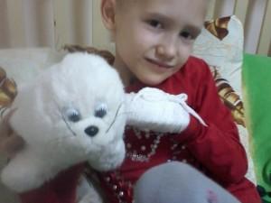 Помощь для лечения  Новиковой Алисы (г.Харьков)