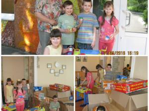 Помощь для детей КП «Черкасского научно–реабилитационного центра»