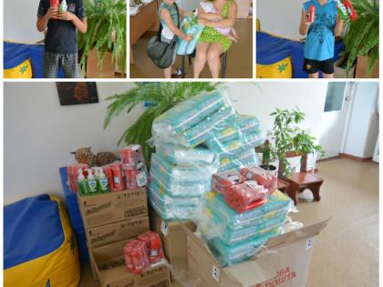 Помощь для подопечных «Центра социальной реабилитации детей-инвалидов»