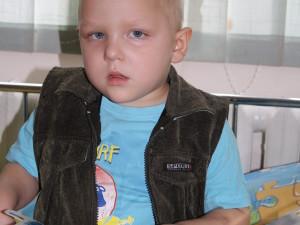 Помощь для лечения Шестова Назара (г.Житомир)