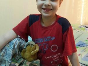Помощь для лечения Сичевого Тимура (г. Одесса)