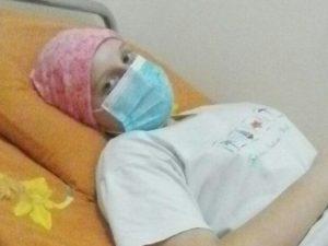 Помощь для лечения Саенко Богданы (г. Кременчуг)