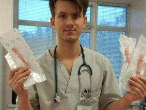 Иглы для лечения детей Черниговской областной детской больницы