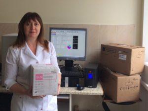 Помощь для детей Николаевской областной детской больницы
