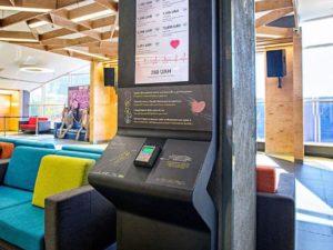 Встречайте наш новый NFC Donation Box в Планета Кіно на Петровке в Киеве