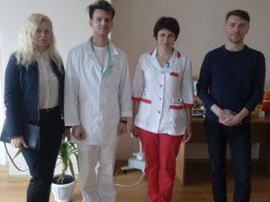 Помощь для лечения детей Черниговской областной детской больнице