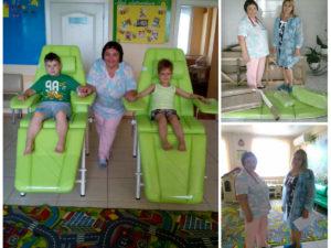 Помощь для детей Одесской областной детской больницы