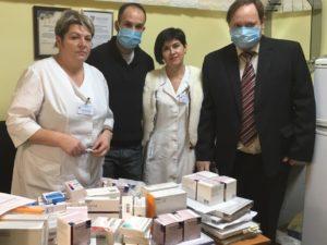 Помощь Ровненской областной детской больнице