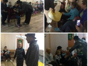 День Святого Николая в Киевском городском онкологическом центре