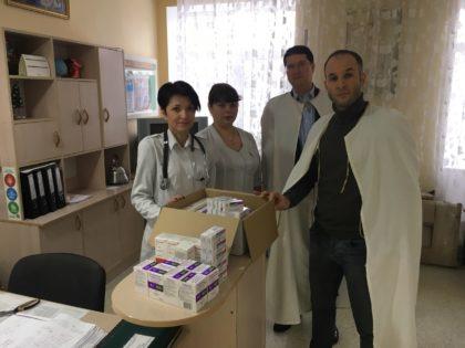 Помощь Черкасскому областному онкологическому диспансеру