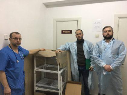 Помощь для Винницкой областной детской клинической больницы