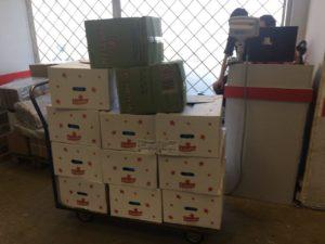 Вкусносности для реабилитационного центра в г.Долина
