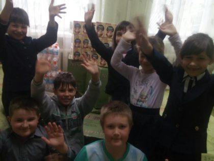 Помощь для воспитанников Боярской школы-интернат
