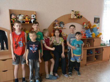 Помощь для Центра соц. реабилитации детей-инвалидов (г. Северодонецк)