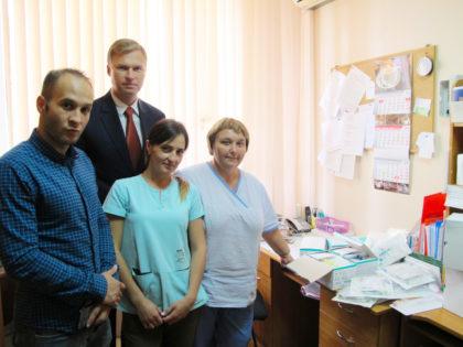 Помощь для Одесской областной детской больницы