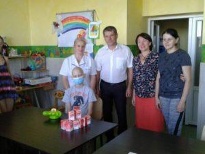 Помощь для лечения детей Сумской областной детской больнице