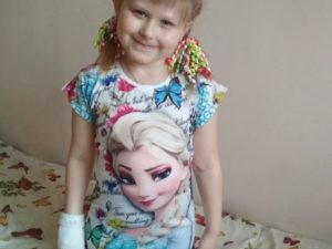 Помощь для лечения Плетюх Тани (г.Полтава)